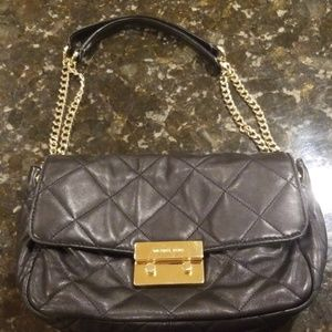 Michael Kors Quilted shoulder Purse